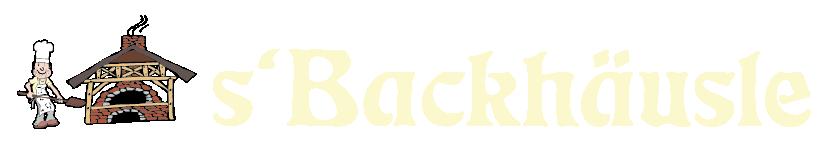 Franky's Backhäusle Logo